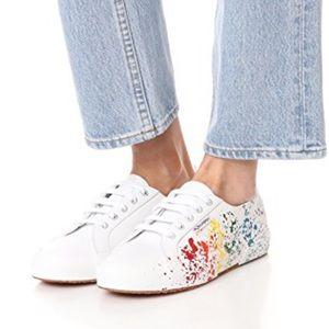 Superga Splatter Sneaker